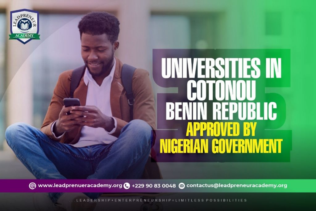 universities in benin republic approved by nigerian government