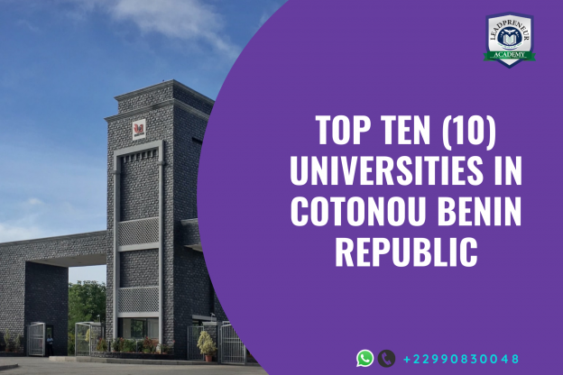 top 10 universities in cotonou benin republic