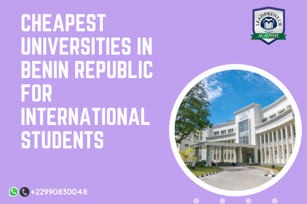 cheapest universities in benin republic for International students