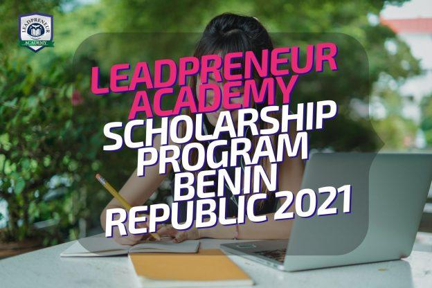 leadpreneur academy scholarship program 2021