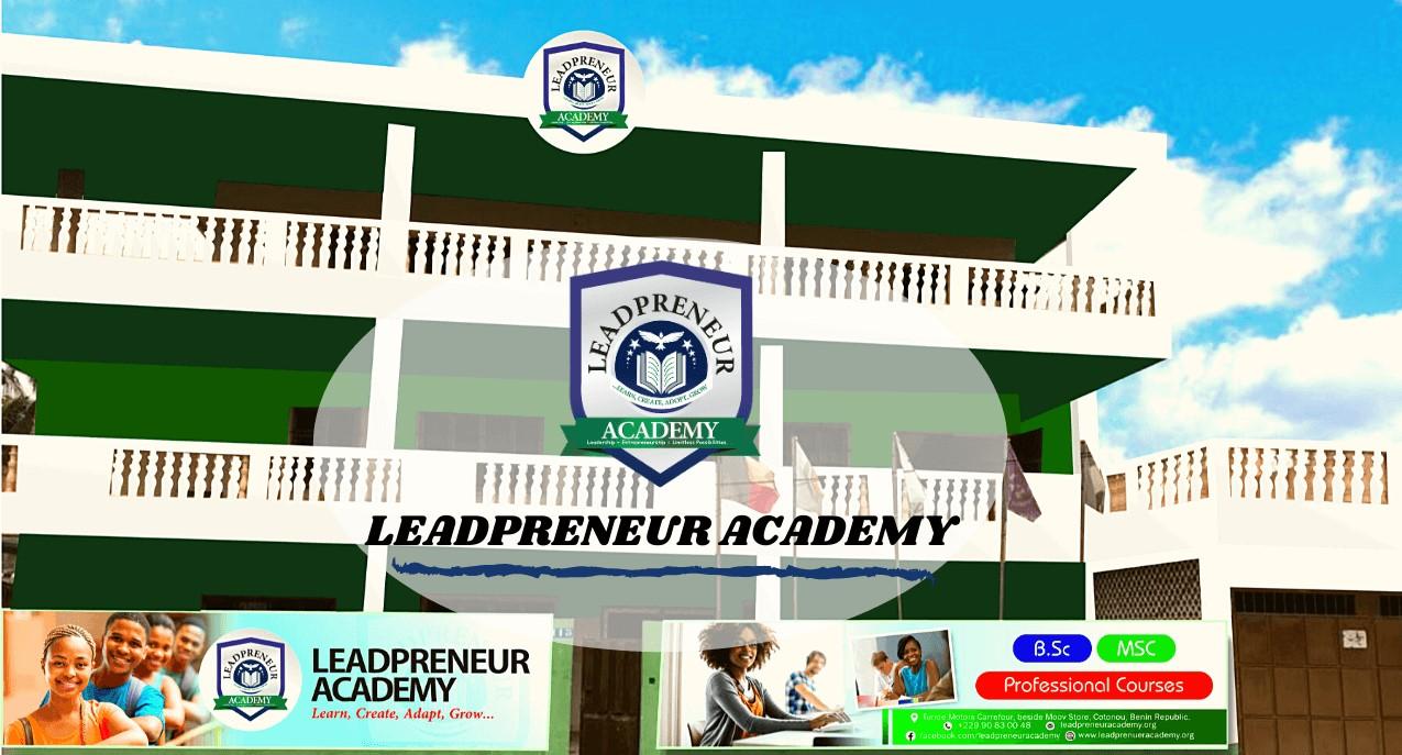 leadpreneur academy benin